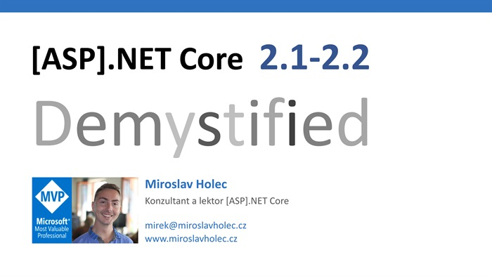 [ASP].NET Core Demystified